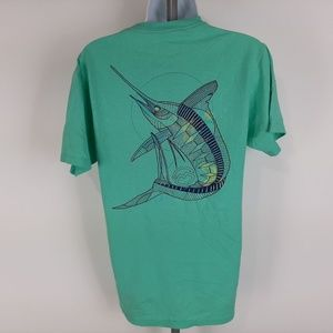 Magellan Outdoors Women's T-shirt Size Small Green